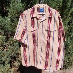 Wrangler Casual Button Down Shirt